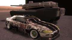 Nissan Silvia S15 Volklinger for GTA San Andreas