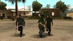 Grove Street Forever for GTA San Andreas