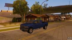 Dodge Ram 2500 HD 2012 for GTA San Andreas