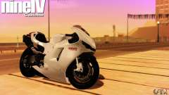 Ducati Desmosedici RR 2012 for GTA San Andreas