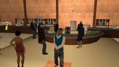 Skin Pack City Hall Employees for GTA San Andreas