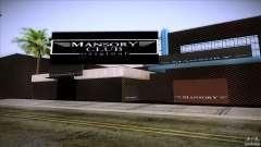 Mansory Club Transfender & PaynSpray