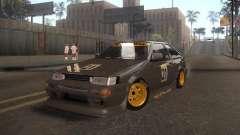 Toyota Levin AE86 RWB