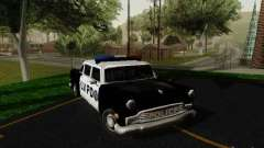 Cabbie Police LV for GTA San Andreas