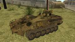 BMTV M1128 MGS for GTA San Andreas