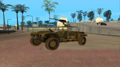 FAV Buggy from Battlefield 2