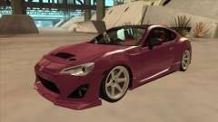 Toyota GT86 Drift 2013 for GTA San Andreas