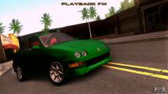 Honda Integra Tunable for GTA San Andreas