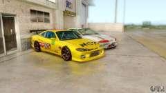 Nissan Silvia S15 NGK for GTA San Andreas