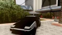 Toyota Sprinter Trueno AE86 GT-Apex Kouki for GTA San Andreas