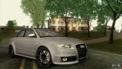 Audi RS4 for GTA San Andreas