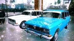 AZLK 2140 for GTA San Andreas