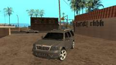 Lincoln Navigator 2004 for GTA San Andreas