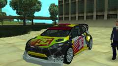 Ford Fiesta H.F.H.V. Ken Block Gymkhana 5 for GTA San Andreas