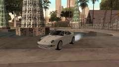 Porsche 911 Turbo 1995 for GTA San Andreas