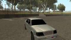 Mercedes-Benz E420 AMG for GTA San Andreas