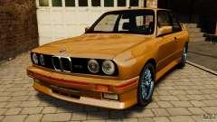 BMW M3 E30 Stock 1991 for GTA 4