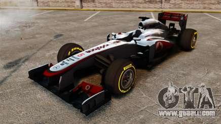 McLaren MP4-28 for GTA 4