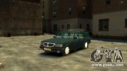 GAS 310221 Wagon for GTA 4