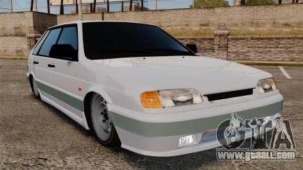 Vaz-2114 for GTA 4