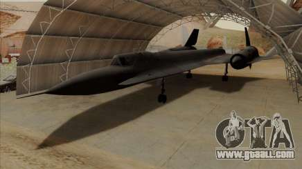 YF-12A for GTA San Andreas