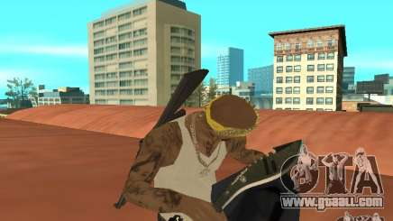 Khukuri for GTA San Andreas