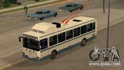 MTrZ 5279 for GTA San Andreas