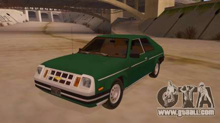 Chevrolet Chevette 1976 for GTA San Andreas