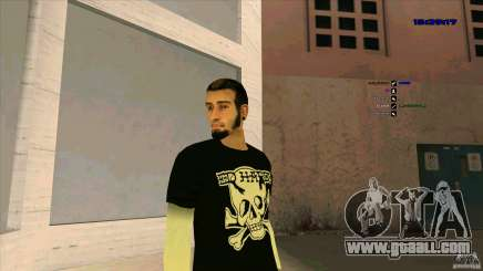 Ed Hardy for GTA San Andreas