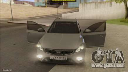 Kia Ceed SW for GTA San Andreas