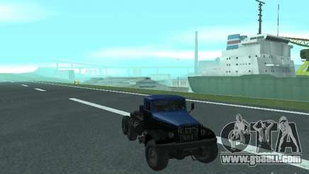 YAZ 214 for GTA San Andreas