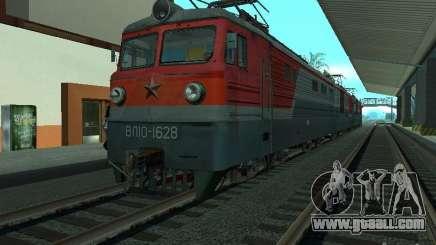 Vl10-1628 RZD for GTA San Andreas