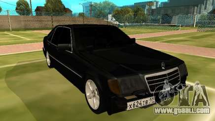 Mercedes-Benz S400 SE W140 for GTA San Andreas