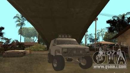 Jeep Cherokee 1984 v.2 for GTA San Andreas