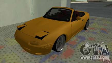 Mazda MX-5 for GTA San Andreas