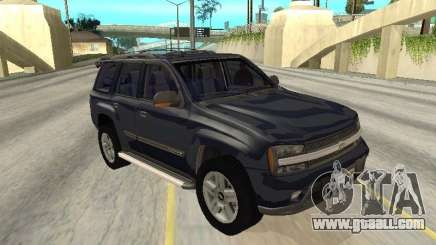 Chevrolet TrailBlazer 2003 for GTA San Andreas
