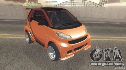 Smart Diablo for GTA San Andreas