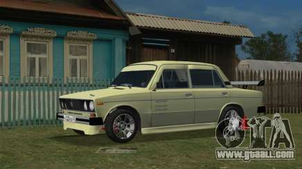 VAZ 2106 Sparco Tuning for GTA Vice City