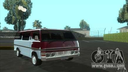 Nissan Caravan E20 for GTA San Andreas