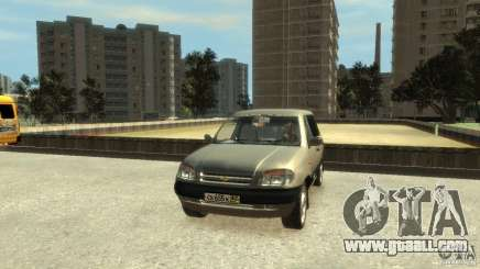 Chevrolet Niva for GTA 4