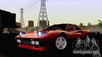 Ferrari 288 GTO 1984 for GTA San Andreas