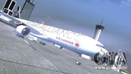 Airbus A330-300 Air Canada for GTA San Andreas