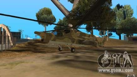 MI-28n for GTA San Andreas