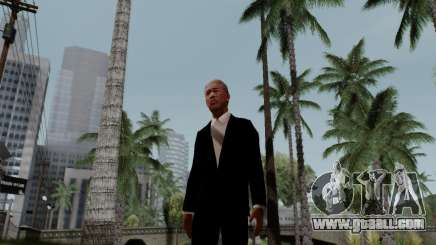 Morgan Freeman for GTA San Andreas