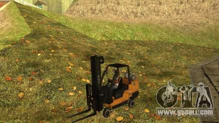 Loader of the COD MW 2 for GTA San Andreas