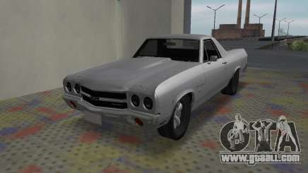 Chevrolet El Camino SS for GTA San Andreas