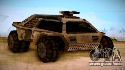 MK-15 Bandit for GTA San Andreas