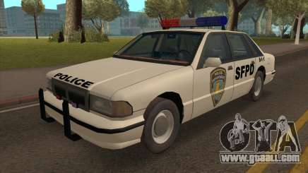 Updated SFPD for GTA San Andreas