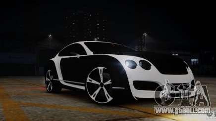 Bentley Continental GT Premier4509 for GTA 4