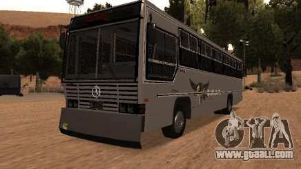 Mercedes Benz SWAT Bus for GTA San Andreas